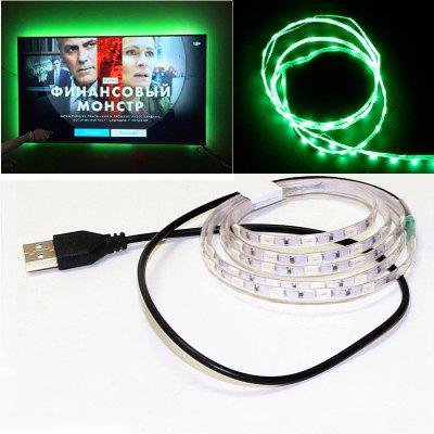 LED Strip Light 1.5M SMD 5630 60LEDS Nastro Decorazione TV con cavo USB
