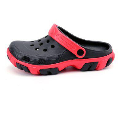 ZEACAVA Men Adjustable Heel Strap Light Weight Beach Water ShoesMens Slippers<br>ZEACAVA Men Adjustable Heel Strap Light Weight Beach Water Shoes<br><br>Available Size: 39-44<br>Closure Type: Slip-On<br>Embellishment: Hollow Out<br>Gender: For Men<br>Heel Hight: 2cm<br>Occasion: Casual<br>Outsole Material: Rubber<br>Package Contents: 1xShoes(Pair)<br>Pattern Type: Patchwork<br>Sandals Style: Gladiator<br>Style: Concise<br>Upper Material: PU<br>Weight: 1.2000kg