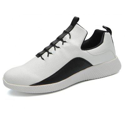 Fashion Breathable Mens Casual  ShoesMen's Sneakers<br>Fashion Breathable Mens Casual  Shoes<br><br>Available Size: 40,41,42,43,44<br>Closure Type: Lace-Up<br>Feature: Breathable<br>Gender: For Men<br>Outsole Material: Rubber<br>Package Contents: 1xShoes(pair)<br>Package Size(L x W x H): 32.00 x 22.00 x 12.00 cm / 12.6 x 8.66 x 4.72 inches<br>Package weight: 0.8000 kg<br>Pattern Type: Others<br>Season: Spring/Fall<br>Upper Material: PU