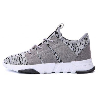 Breathable Fashion Mens Running ShoesMen's Sneakers<br>Breathable Fashion Mens Running Shoes<br><br>Available Size: 40,41,42,43,44<br>Closure Type: Lace-Up<br>Feature: Breathable<br>Gender: For Men<br>Outsole Material: Rubber<br>Package Contents: 1xShoes(pair)<br>Package Size(L x W x H): 32.00 x 22.00 x 12.00 cm / 12.6 x 8.66 x 4.72 inches<br>Package weight: 0.8000 kg<br>Pattern Type: Others<br>Season: Spring/Fall<br>Upper Material: Cloth
