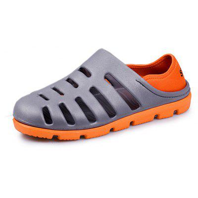 Summer Beach Slip-on Hollow Retro Sandals Shoes for MenMens Sandals<br>Summer Beach Slip-on Hollow Retro Sandals Shoes for Men<br><br>Available Size: 40-44<br>Closure Type: Slip-On<br>Feature: Breathable, Anti-slip<br>Gender: For Men<br>Insole Material: EVA<br>Outsole Material: EVA<br>Package Contents: 1 x Shoes (pair)<br>Package Size ( L x W x H ): 30.00 x 20.00 x 8.00 cm / 11.81 x 7.87 x 3.15 inches<br>Season: Summer<br>Type: Casual Shoes<br>Upper Material: Resin<br>Weight: 0.9600kg
