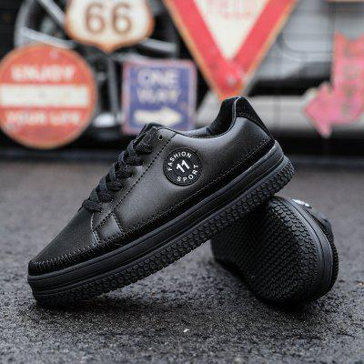 New Mens Rubber High Floor ShoesCasual Shoes<br>New Mens Rubber High Floor Shoes<br><br>Available Size: 39-45<br>Closure Type: Lace-Up<br>Embellishment: Appliques<br>Gender: For Men<br>Outsole Material: PVC<br>Package Contents: 1xshoes(pair)<br>Pattern Type: Others<br>Season: Summer, Spring/Fall<br>Toe Shape: Round Toe<br>Toe Style: Closed Toe<br>Upper Material: PU<br>Weight: 1.5840kg