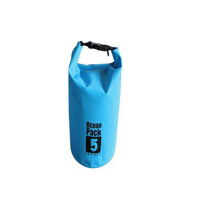 5L Floating Waterproof Bag  for Outdoor Water Sports