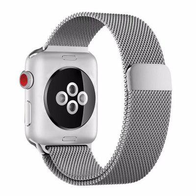 42mm Milanese Simple Band  for iwatch 1/2/3Apple Watch Bands<br>42mm Milanese Simple Band  for iwatch 1/2/3<br><br>Available brand: iWatch<br>Material: Metal<br>Package Contents: 1 x Strap<br>Package size (L x W x H): 15.00 x 9.00 x 3.00 cm / 5.91 x 3.54 x 1.18 inches<br>Package weight: 0.2000 kg<br>Product size (L x W x H): 30.00 x 3.00 x 1.00 cm / 11.81 x 1.18 x 0.39 inches<br>Product weight: 0.2000 kg<br>Type: Smart watch / wristband band