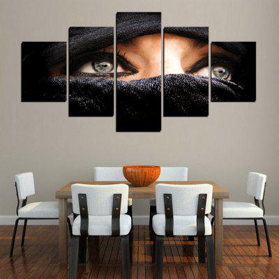 MailingArt FIV428  5 Panels People Wall Art Painting Home Decor Canvas PrintPrints<br>MailingArt FIV428  5 Panels People Wall Art Painting Home Decor Canvas Print<br><br>Craft: Print<br>Form: Five Panels<br>Material: Canvas<br>Package Contents: 5 x Print<br>Package size (L x W x H): 38.00 x 8.00 x 8.00 cm / 14.96 x 3.15 x 3.15 inches<br>Package weight: 0.3000 kg<br>Painting: Include Inner Frame<br>Shape: Horizontal Panoramic<br>Style: Office / Business, Modern / Contemporary, Realism, Women, Military<br>Subjects: People<br>Suitable Space: Living Room,Bedroom,Dining Room,Office,Hotel,Cafes,Kids Room,Kitchen,Hallway,Kids Room,Study Room / Office