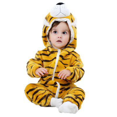 2018 Baby Clothes Spring Autumn Models Flannel Figer Animal Modeling Climb Infant Suitbaby clothing sets<br>2018 Baby Clothes Spring Autumn Models Flannel Figer Animal Modeling Climb Infant Suit<br><br>Closed style: Zipper shirt<br>Closure Type: Zipper<br>Collar: Hooded<br>For the season: Spring and autumn, winter, spring, autumn<br>Gender: Unisex<br>Head Drawstring: Without<br>Main fabric components: Cotton<br>Material: Cotton<br>Neck Drawstring: Without<br>Package Contents: 1 x Baby Clothing<br>Product Net Weight: 0.36 kg<br>Season: Spring<br>Sleeve Length: Full<br>Suitable for height: 70CM, 80CM, 90CM, 100CM<br>Thickness: Thick<br>Weight: 1.5000kg<br>Whether Hooded: Hooded
