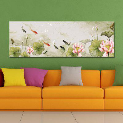 DYC 10585 Photography Chinese Water Plant Landscape Print Art
