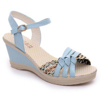 Open Toe Slope and Rome Sandals