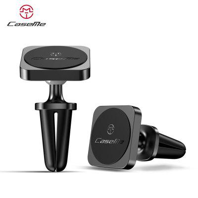 CaseMe Magnetic Phone Car Holder 360 Degree Mobile Phone Mount Air Vent Stand Holder for iPhone X Samsung All Smartphone