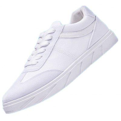New Spring and Summer All-match Leisure Sports ShoesMen's Sneakers<br>New Spring and Summer All-match Leisure Sports Shoes<br><br>Available Size: 39.40.41.42.43.44<br>Closure Type: Lace-Up<br>Embellishment: Letter<br>Gender: For Men<br>Outsole Material: Rubber<br>Package Contents: 1XShoes (pair)<br>Pattern Type: Others<br>Season: Summer, Spring/Fall<br>Toe Shape: Round Toe<br>Toe Style: Closed Toe<br>Upper Material: Canvas<br>Weight: 2.4684kg
