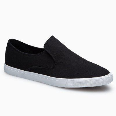 Spring and Summer Breathable Casual Canvas Shoes