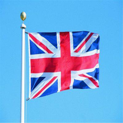 150X90CM High Quality British Flag Home Decoration World Cup Olympic Games
