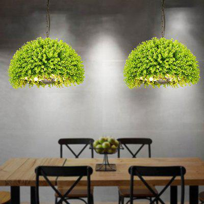 Creative Plant Style Pendant Light for Coffee Shop RestaurantPendant Light<br>Creative Plant Style Pendant Light for Coffee Shop Restaurant<br><br>Battery Included: No<br>Bulb Base: E27<br>Certifications: 3C<br>Chain / Cord Adjustable or Not: Chain / Cord Adjustable<br>Chain / Cord Length ( CM ): 100<br>Color Temperature or Wavelength: Warm white ? 2700K-3200K<br>Decoration Material: Aluminum<br>Features: Designers<br>Finish: Aluminum<br>Fixture Height ( CM ): 27<br>Fixture Length ( CM ): 45<br>Fixture Material: Aluminum<br>Fixture Width ( CM ): 45<br>Light Source Color: Warm White<br>Package Contents: 1 x Pendant Light<br>Package size (L x W x H): 50.00 x 50.00 x 30.00 cm / 19.69 x 19.69 x 11.81 inches<br>Package weight: 4.5000 kg<br>Product weight: 4.0000 kg<br>Shade Material: Metal<br>Stepless Dimming: No<br>Style: Artistic Style<br>Suggested Room Size: 5 - 10?,10 - 15?,15 - 20?,20 - 30?<br>Suggested Space Fit: Dining Room,Indoors<br>Type: Pendant Light<br>Voltage ( V ): 220