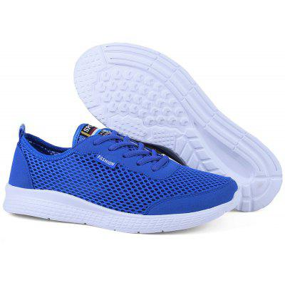 Summer Breathable Mesh Lovers Casual ShoesMen's Sneakers<br>Summer Breathable Mesh Lovers Casual Shoes<br><br>Available Size: 35,36,37,38,39,40,41,42,43,44,45,46,47<br>Closure Type: Lace-Up<br>Feature: Breathable<br>Gender: Unisex<br>Outsole Material: Rubber<br>Package Contents: 1 x shoes(pair)<br>Package Size(L x W x H): 33.00 x 19.00 x 10.00 cm / 12.99 x 7.48 x 3.94 inches<br>Package weight: 1.0000 kg<br>Pattern Type: Others<br>Season: Summer<br>Upper Material: Cloth