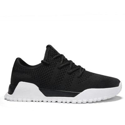 Mesh Breathable Casual SneakersMen's Sneakers<br>Mesh Breathable Casual Sneakers<br><br>Available Size: 39-44<br>Closure Type: Lace-Up<br>Embellishment: None<br>Gender: For Men<br>Outsole Material: Rubber<br>Package Contents: 1xShoes(pair)<br>Pattern Type: Others<br>Season: Spring/Fall, Summer, Winter<br>Toe Shape: Round Toe<br>Toe Style: Closed Toe<br>Upper Material: Cotton Fabric<br>Weight: 1.3640kg