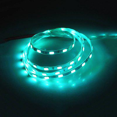LED Strip Light Vodotěsný 1.5M SMD 5630 60LEDS TV Dekorace s USB kabel