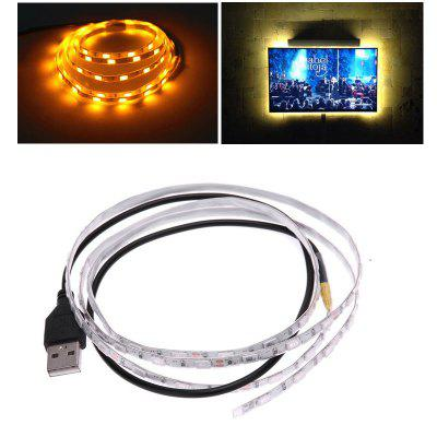 LED Strip Light Waterproof 1.5M SMD 5630 60LEDS TV Decoration with USB Cable