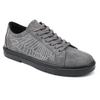 Spring Men Fashion Wings Style Leisure Shoes