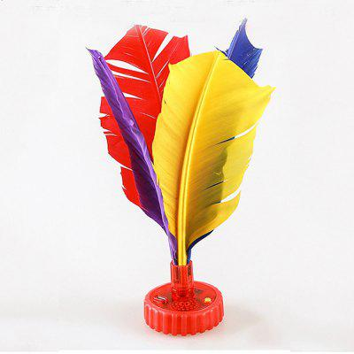 Smart Colorful Feather Shuttlecock with Lighting and Voice Count Report
