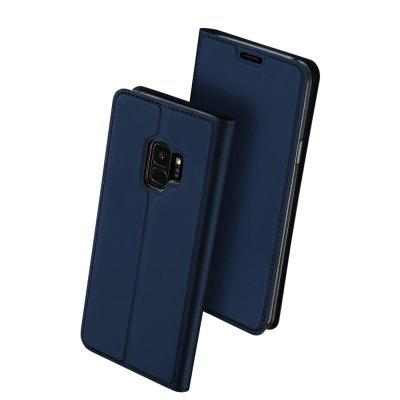 Cover Case for Samsung Galaxy S9 Luxury Ultra-thin Flip Stand PU Leather luxury stand flip