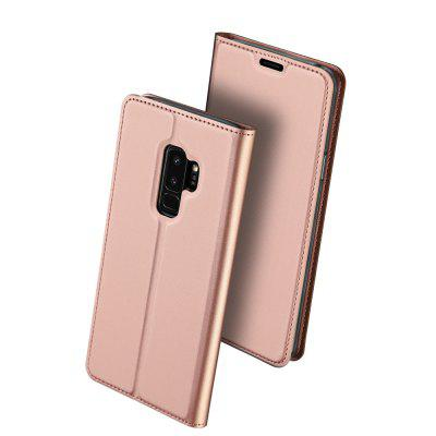 Cover Case for Samsung Galaxy S9 Plus Luxury Ultra-thin Flip Stand PU Leather luxury stand flip