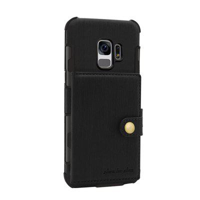 Cover Case for Samsung Galaxy S9 Luxury Wallet PU Leather Back High Quality Flip Card Slots