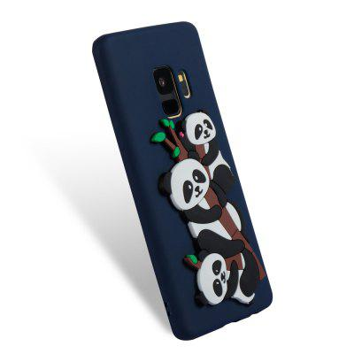 Case For Samsung S9 Soft 3D Cute Panda Phone CaseSamsung S Series<br>Case For Samsung S9 Soft 3D Cute Panda Phone Case<br><br>Features: Full Body Cases, Anti-knock<br>For: Samsung Mobile Phone<br>Material: TPU<br>Package Contents: 1 x Phone Case<br>Package size (L x W x H): 14.90 x 6.90 x 1.30 cm / 5.87 x 2.72 x 0.51 inches<br>Package weight: 0.0150 kg<br>Style: Cartoon