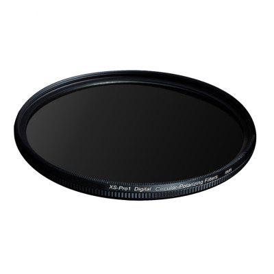 Ultra Slim XS-Pro1 CPL Filter for 37mm/40.5mm/43mm/46mm/49mm/52mm/55mm/58mm/62mm/67mm/72mm/77mm/82mm/86mm/95mmFilter<br>Ultra Slim XS-Pro1 CPL Filter for 37mm/40.5mm/43mm/46mm/49mm/52mm/55mm/58mm/62mm/67mm/72mm/77mm/82mm/86mm/95mm<br><br>Material of filter frame: Aviation Aluminium Material<br>Material of lens: Optical glass<br>Package Contents: 1 x Filter<br>Package size (L x W x H): 14.00 x 9.50 x 2.30 cm / 5.51 x 3.74 x 0.91 inches<br>Package weight: 0.0700 kg<br>Product size (L x W x H): 5.50 x 5.80 x 0.04 cm / 2.17 x 2.28 x 0.02 inches<br>Product weight: 0.0300 kg<br>Type: CPL Filter