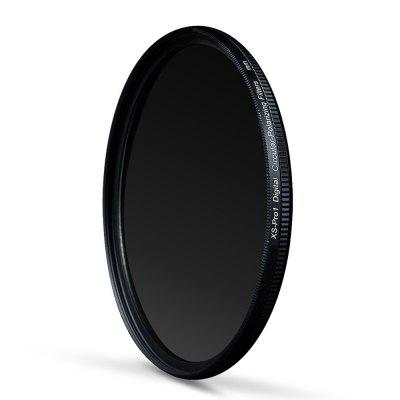 Ultra Slim XS-Pro1 CPL Filter for 37mm/40.5mm/43mm/46mm/49mm/52mm/55mm/58mm/62mm/67mm/72mm/77mm/82mm/86mm/95mm