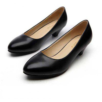YALNN High-Heeled Leather Medical New Classic Office Womens ShoesWomens Pumps<br>YALNN High-Heeled Leather Medical New Classic Office Womens Shoes<br><br>Heel Height: 3cm<br>Heel Height Range: Low(0.75-1.5)<br>Heel Type: Low Heel<br>Insole Material: PU<br>Lining Material: Synthetic<br>Occasion: Office &amp; Career<br>Outsole Material: Rubber<br>Package Contents: 1 x Shoes Pair<br>Pumps Type: Basic<br>Season: Summer, Spring/Fall<br>Shoe Width: Medium(B/M)<br>Toe Shape: Pointed Toe<br>Toe Style: Closed Toe<br>Upper Material: PU<br>Weight: 1.0800kg