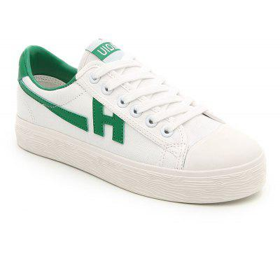 Universal Fashion Leisure Take The Street White Shoes
