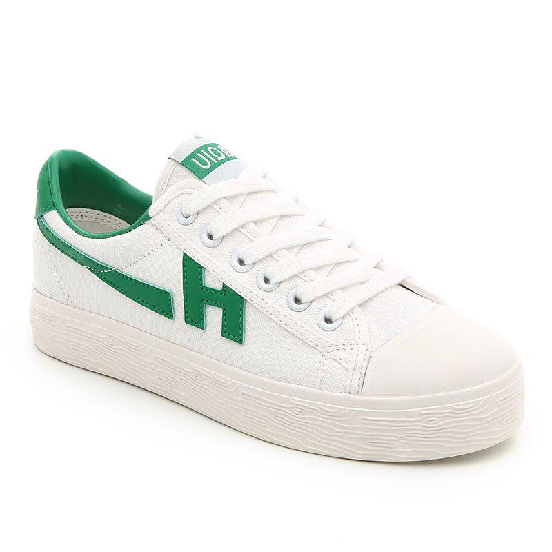 Universal Fashion Leisure Nehmen Sie die Street White Shoes