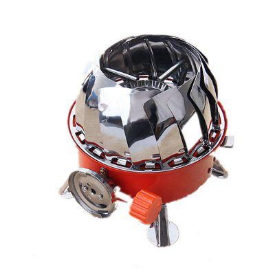 Windproof Gas Stove Camping Steel Picnic Portable High Quality Outdoor Cooking Tools
