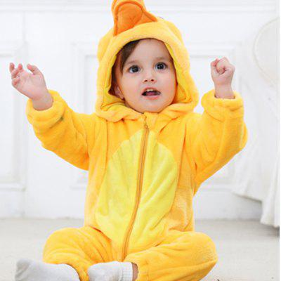 2018 Spring and Autumn Childrens Yellow Duck Animal Modeling Jumpsuit Baby Climb Clothesbaby clothing sets<br>2018 Spring and Autumn Childrens Yellow Duck Animal Modeling Jumpsuit Baby Climb Clothes<br><br>Closed style: zipper<br>Closure Type: Zipper<br>Collar: Hooded<br>Fabric Name: Flannel<br>Gender: Unisex<br>Head Drawstring: Without<br>Main fabric components: cotton<br>Material: Cotton<br>Neck Drawstring: Without<br>Package Contents: 1 x Baby Clothing<br>Season: Spring<br>Sleeve: long sleeve<br>Sleeve Length: Full<br>Style: Yellow Duck<br>Thickness: General<br>Weight: 0.7840kg<br>Whether Hooded: Hooded