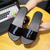 New Fashion Non-Slip Flat-Bottomed Slippers - BLACK