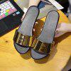 New Fashion Non-Slip Flat-Bottomed Slippers - GOLDEN