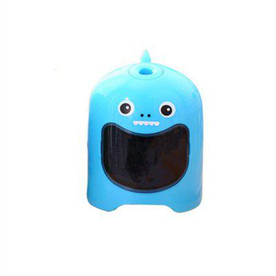 Personal Electric Pencil Sharpener blue