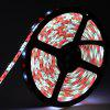 5M/LOT LED Strip Waterproof 5050 RGBW DC 12V Flexible LED Light RGB + Warm White 60 LED/M - MULTI