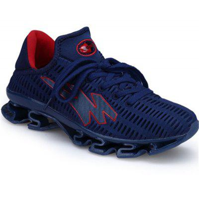 ZEACAVA Summer Men's Casual Sports Breathable Mesh Shoes
