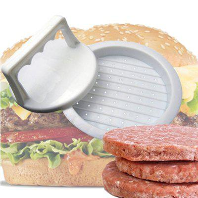 Hamburger Patty Mold Round Meat Mince BBQMeat &amp; Poultry Tools<br>Hamburger Patty Mold Round Meat Mince BBQ<br><br>Package Contents: 1 x Hamburger Patty Mold<br>Package size (L x W x H): 14.00 x 14.00 x 5.00 cm / 5.51 x 5.51 x 1.97 inches<br>Package weight: 4.0000 kg