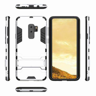 for Samsung Galaxy S9 Plus case Hybrid Armor TPU + PC Case with Kickstand Holder Cover чехол клип кейс redline ibox blaze для samsung galaxy j1 2016 золотистый [ут000009693]