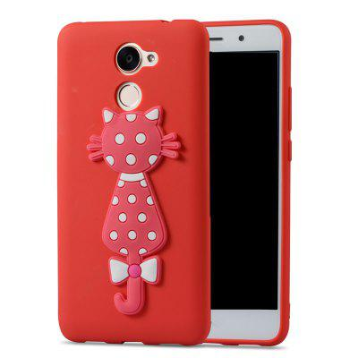 Case For Huawei  Enjoy 7PLUS Soft 3D Flower Cat Phone CaseCases &amp; Leather<br>Case For Huawei  Enjoy 7PLUS Soft 3D Flower Cat Phone Case<br><br>Features: Back Cover, Full Body Cases, Bumper Frame, Anti-knock, Dirt-resistant<br>Mainly Compatible with: HUAWEI<br>Material: TPU<br>Package Contents: 1 x Phone Case<br>Package size (L x W x H): 15.70 x 7.90 x 1.30 cm / 6.18 x 3.11 x 0.51 inches<br>Package weight: 0.0160 kg<br>Style: Cute, Cartoon, Solid Color