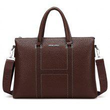 New Casual Shoulder Briefcase Male