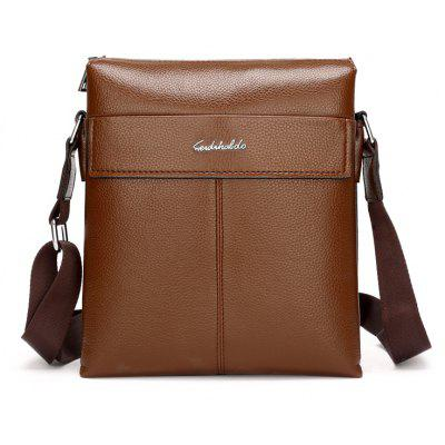Nuevo Casual Fashion Shoulder Diagonal Briefcase Male