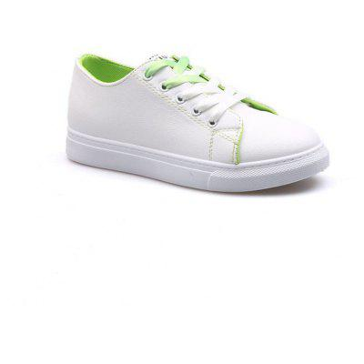 Literary Leisure Street Beat Flat Casual Shoes