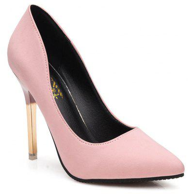 Sharp Pointed with Spring Shoes New Casual High-Heeled Shoes