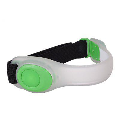 LED Running Armband Reflective Light Belt Arm Strap for Sport Jogging Cycling