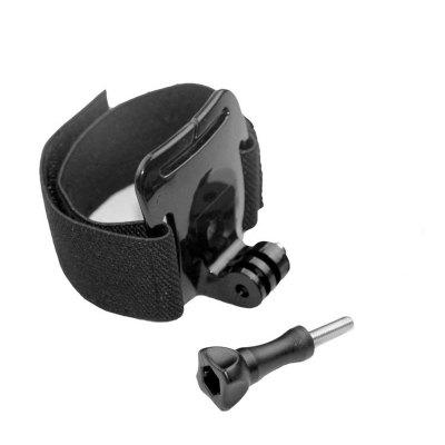 New 360 Degree Rotatable Photographic Accessories Camera Wrist Arm Strap Mount