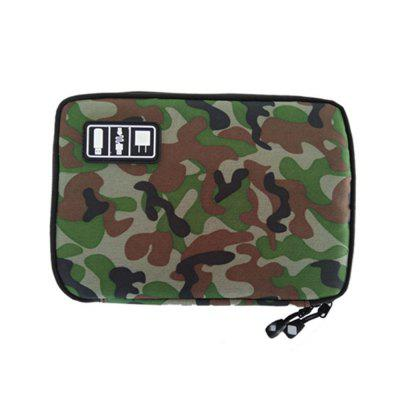 Travel Cable Organizer Portable Electronics Accessories Cases for Hard Drives Charging Cords USB Charger