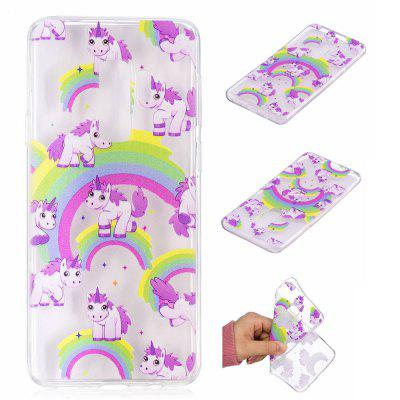 TPU Material Unicorn Pattern Painted Phone Case for Samsung Galaxy S9 PlusSamsung S Series<br>TPU Material Unicorn Pattern Painted Phone Case for Samsung Galaxy S9 Plus<br><br>Color: Colorful<br>Compatible with: SAMSUNG<br>Features: Back Cover<br>For: Samsung Mobile Phone<br>Material: TPU<br>Package Contents: 1 x Phone Case<br>Package size (L x W x H): 20.00 x 12.00 x 1.00 cm / 7.87 x 4.72 x 0.39 inches<br>Package weight: 0.0210 kg<br>Product size (L x W x H): 15.80 x 7.80 x 0.80 cm / 6.22 x 3.07 x 0.31 inches<br>Product weight: 0.0200 kg<br>Style: Pattern